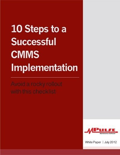 10 Steps to a Successful CMMS Implementation