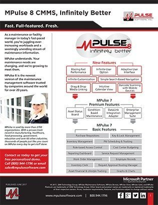 New Features of MPulse 8
