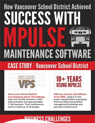 Public Schools: Vancouver School District Maximizes Asset Lifecycles