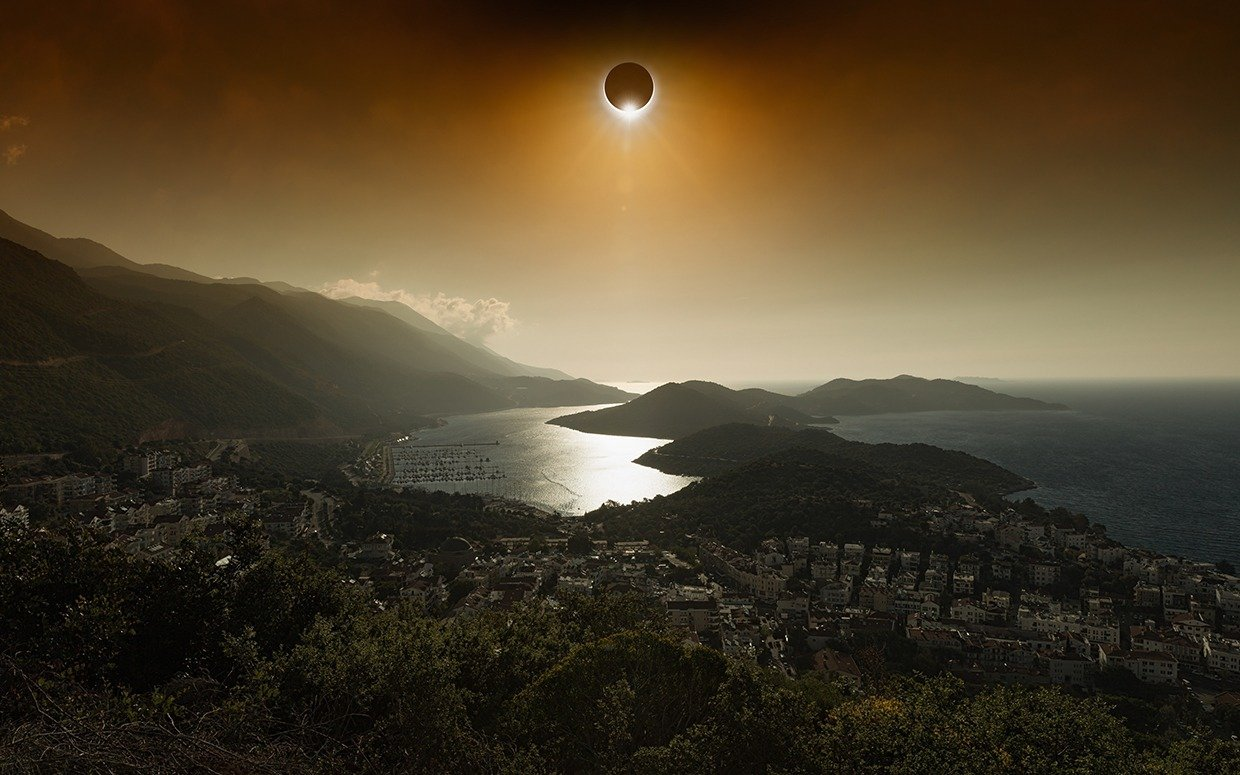 Maintenance Lessons from the Solar Eclipse