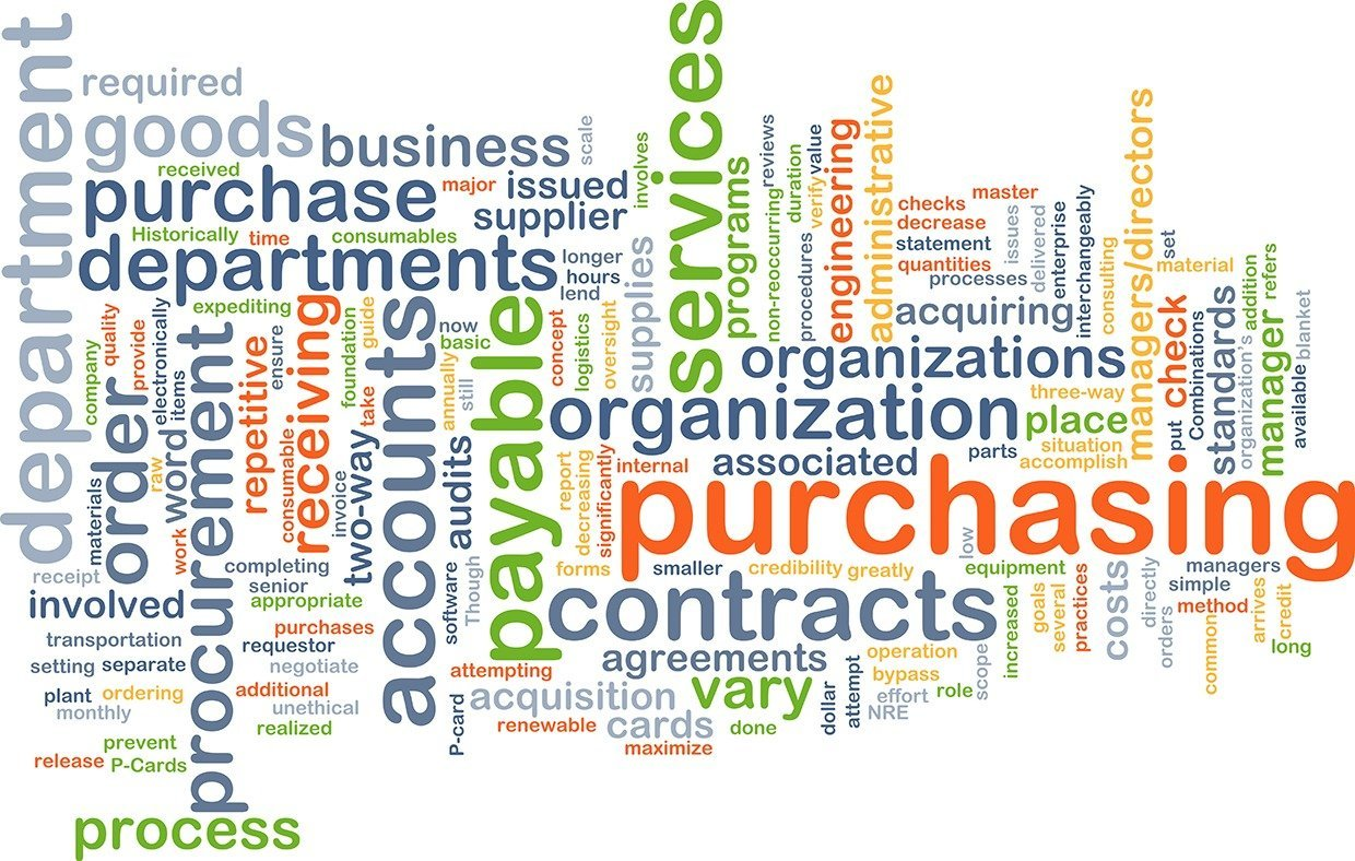 How to Build a Solid Working Relationship with Your Purchasing Department