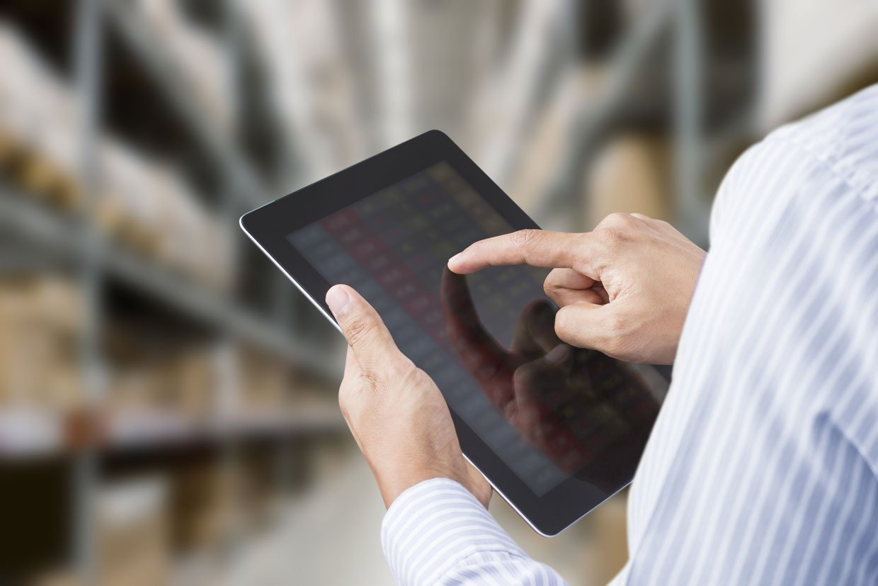How Tablets Can Improve Your Maintenance Team's Productivity