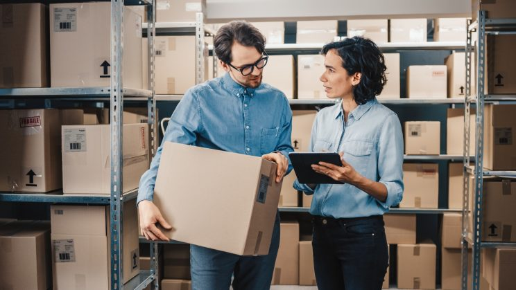 Multi-site Inventory Transfer Manager