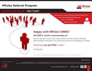 MPulse Referral Program