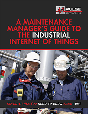 A Maintenance Manager's Guide to the Industrial Internet of Things (IIoT)